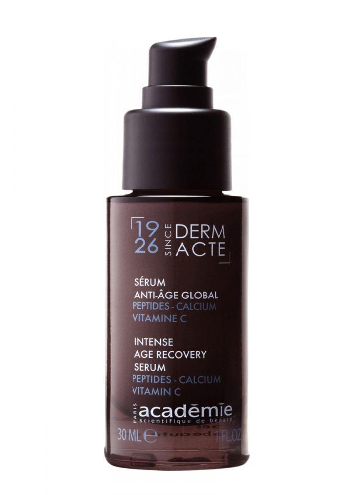 Интенсивная омолаживающая сыворотка - Academie Serum anti-age global peptides-calcium vitamin C 30 мл