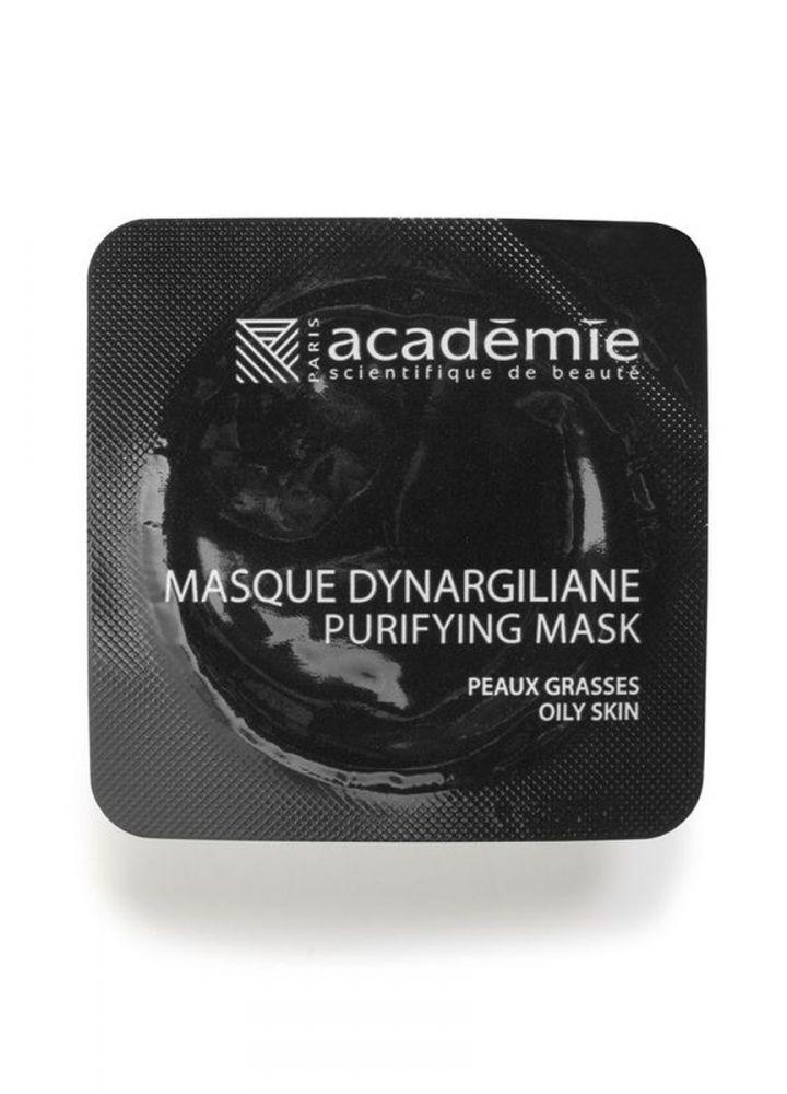 Очищающая глиняная маска Academie HYPO-SENSIBLE Masque dynargiliane 80 мл