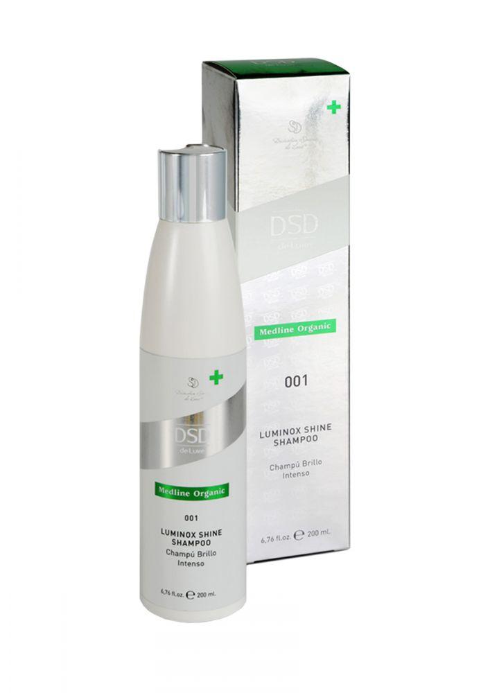 Люминокс шайн шампунь - DSD Luminox shine Shampoo № 001, 200 мл.
