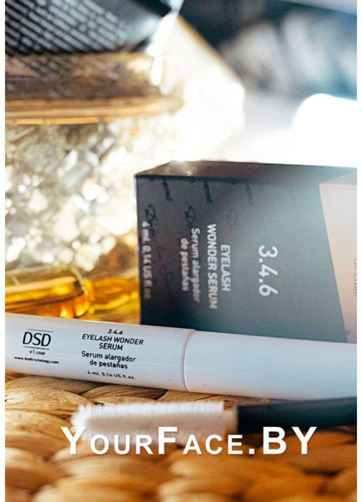 Сыворотка для роста ресниц DSD 3.4.6