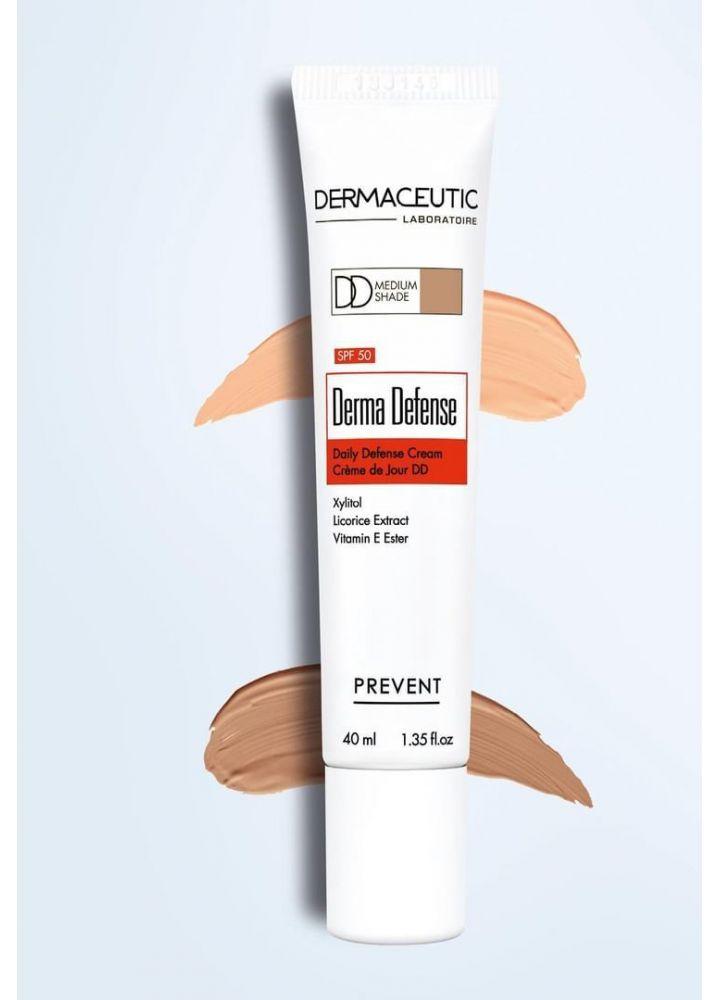 Ежедневный солнцезащитный крем Dermaceutic Derma Defense, 40 мл