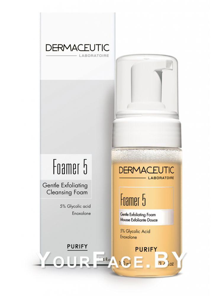 Очищающая пенка - Dermaceutic Foamer 5, 100мл