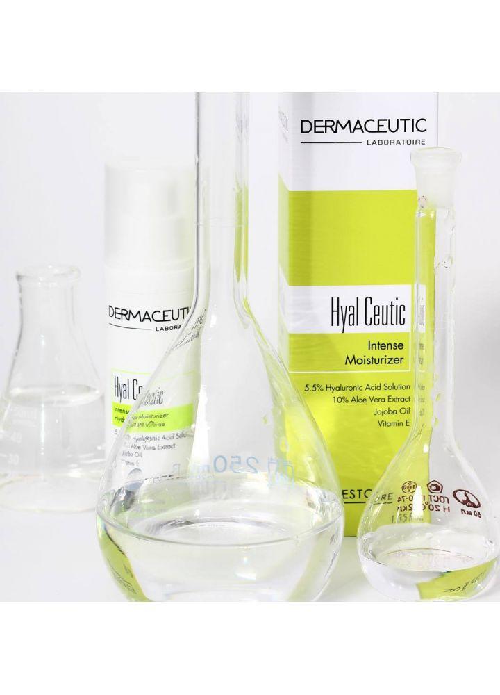 Dermaceutic увлажняющий восстанавливающий крем Hyal Ceutic