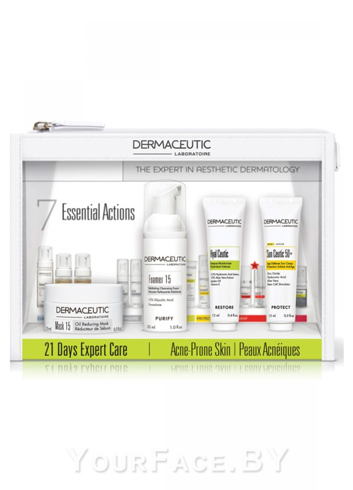 Набор Dermaceutic 21-day Kits Acne Pro Skin