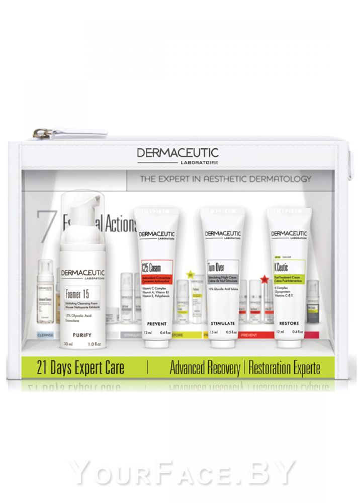 Набор Dermaceutic 21-day Kits Advanced Recovery