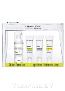 Набор Dermaceutic 21-day Kits Age Defense