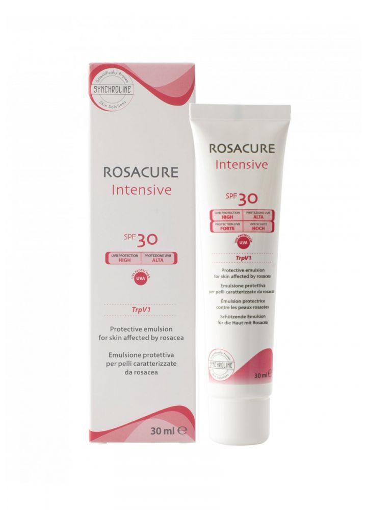 Солнцезащитная эмульсия для чувствительной кожи со склонностью к покраснению SPF30