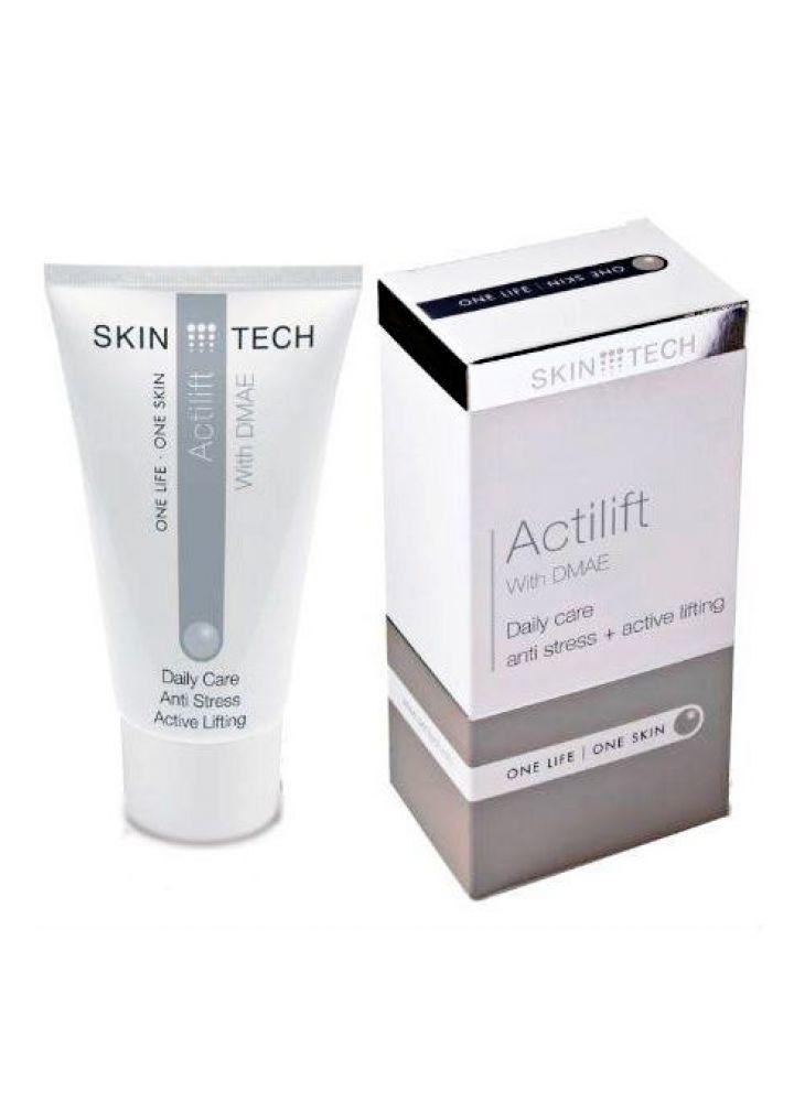 Крем для интенсивного лифтинга с DMAE - Skin Tech Actilift 50 мл
