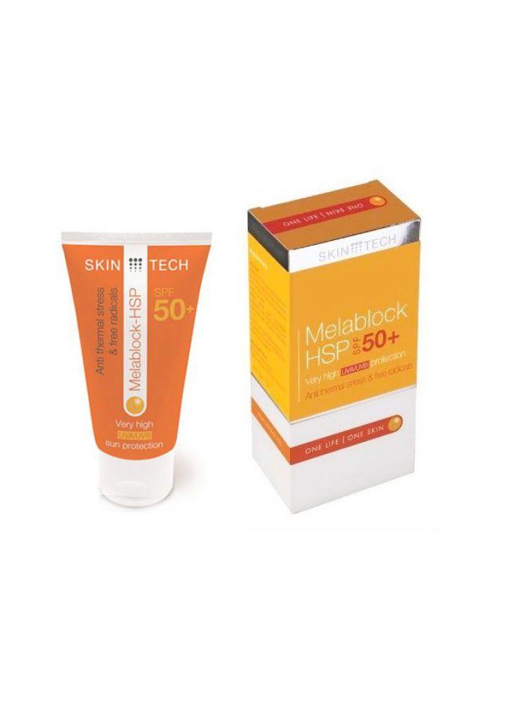 Солнцезащитный крем SPF50+, Skin Tech Melablock-HSP 50+ 50 мл