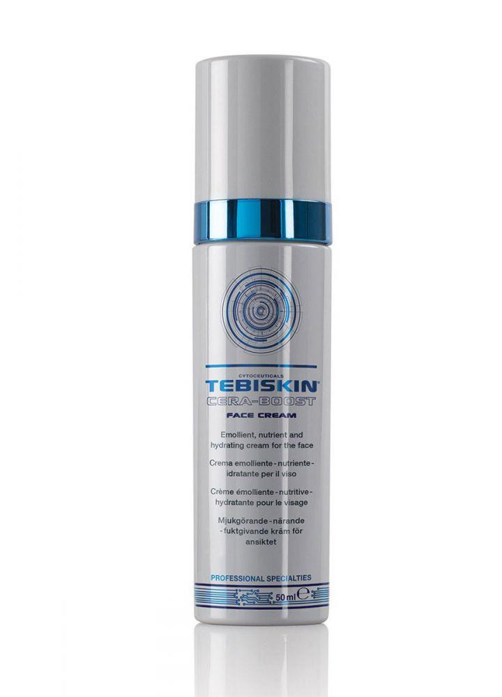 TEBISKIN Cera-Boost - Питательный крем для сухой и очень сухой кожи 50 мл