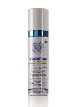 Tebiskin UV-SOOTH TEINTEE Тонирующий успокаивающий крем с SPF50+ 50мл