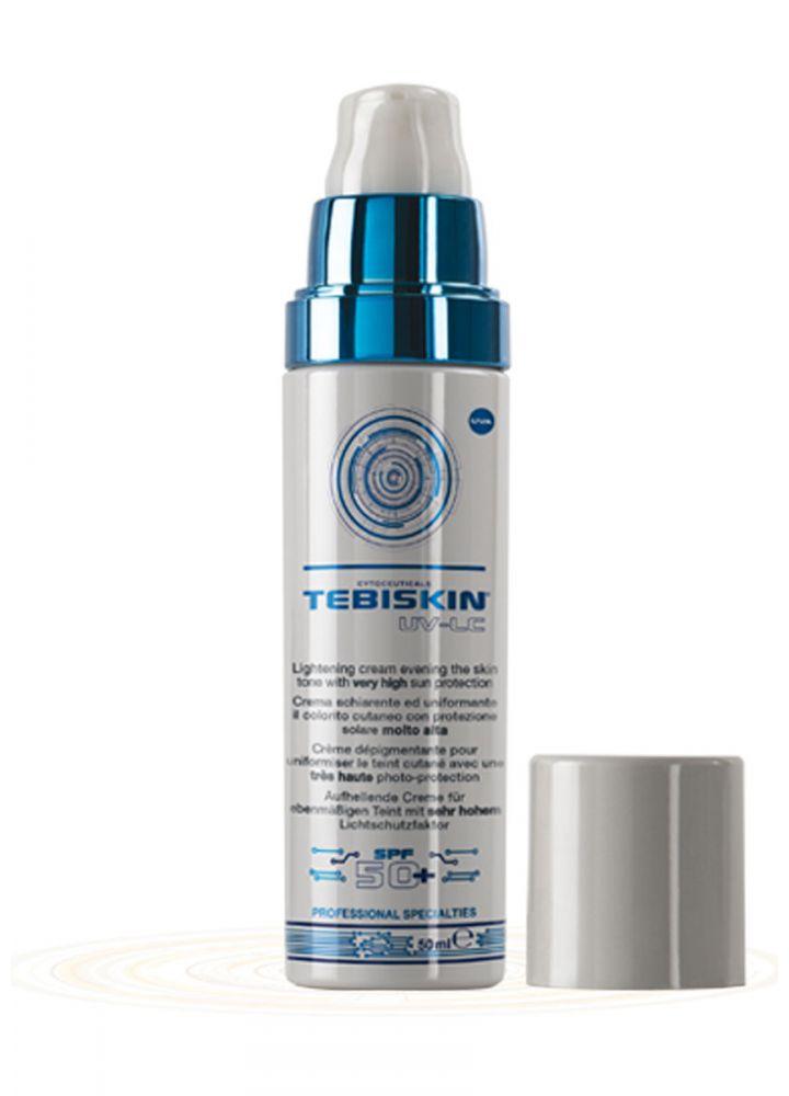 TEBISKIN UV-LC - Осветляющий крем с защитой от солнца 50мл