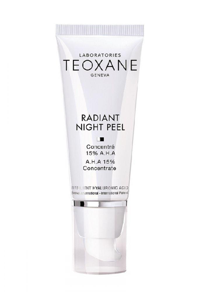 Ночной адаптирующий крем-пилинг - Teoxane Radiant Night Peel 15% 50 мл