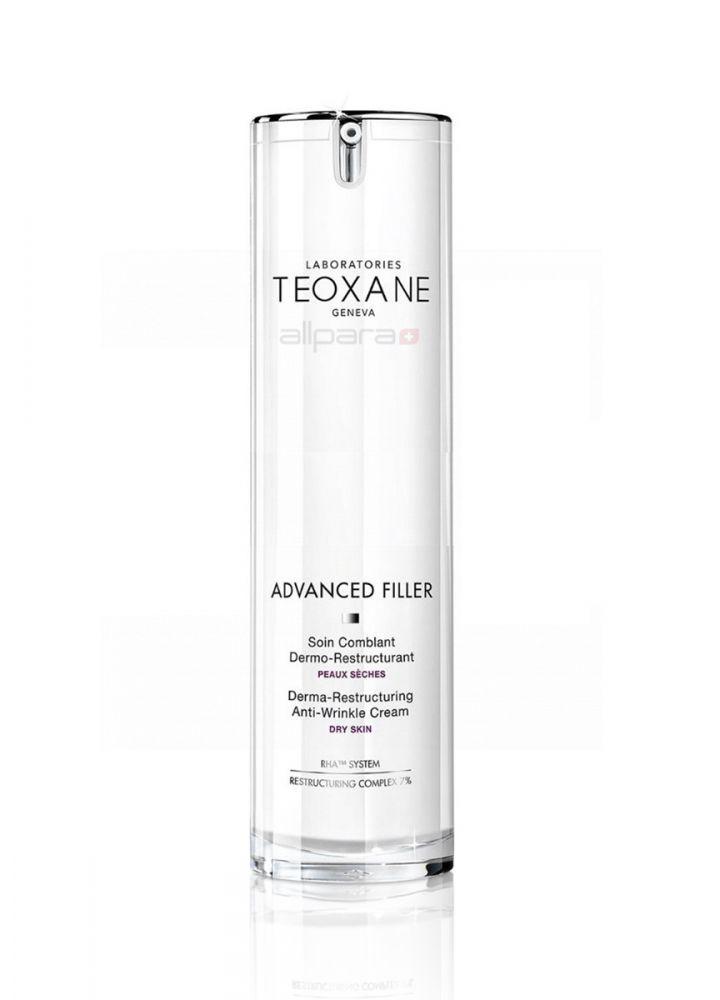 Омолаживающий крем Teoxane Advanced Filler для сухой кожи 50 мл