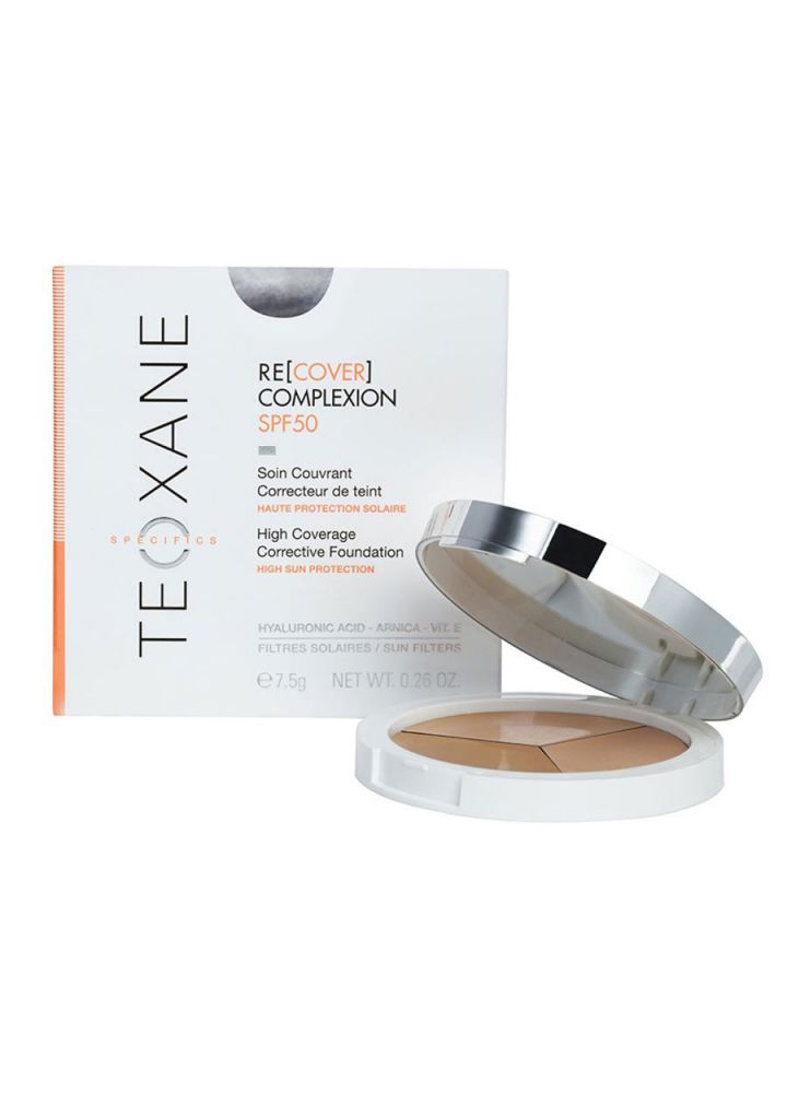 Пудра Teosyal ReCover Complexion SPF50, 7г